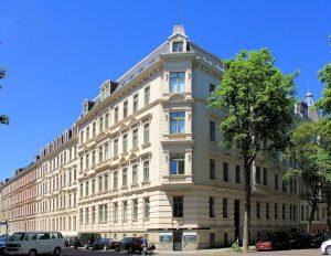 Wohnhaus Tschaikowskistraße 21 Leipzig