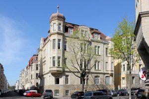 Wohnhaus Tschaikowskistraße 29 Leipzig