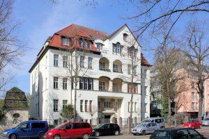Wohnhaus Waldstraße 67 Leipzig