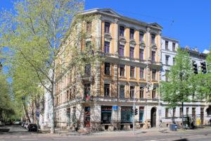 Wohnhaus Waldstraße 45 Leipzig