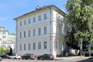 Wohnhaus Dorotheenplatz 3 b Leipzig