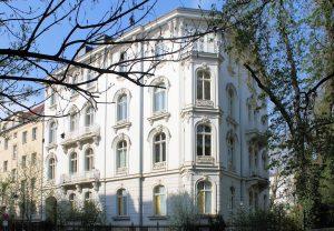 Wohnhaus Elsterstraße 40 Leipzig