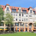 Zentrum-West, Gottschedstraße 4