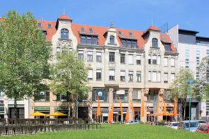 Wohnhaus Gottschedstraße 4 Leipzig