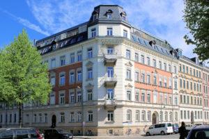Wohnhaus Friedrich-Ebert-Straße 188/Wettiner Straße 36 Leipzig
