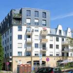 Wohnanlage Zimmerstraße/Reichelstraße/Manetstraße Leipzig