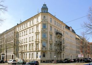 Wohnhaus Waldstraße 63 Leipzig