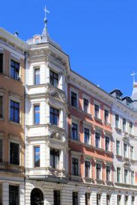 Wohnhaus Funkenburgstraße 13 Leipzig