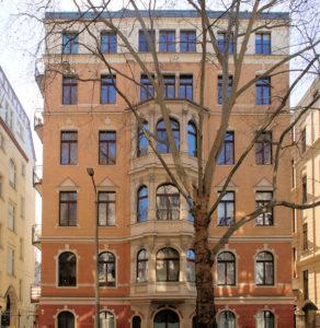 Wohnhaus Mozartstraße 19 Leipzig