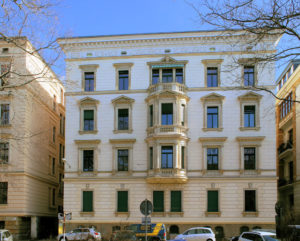 Wohnhaus Schwägrichenstraße 9 Leipzig