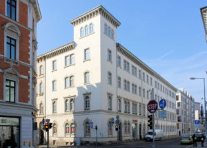 Wohnhaus Goldschmidtstraße 14 Leipzig
