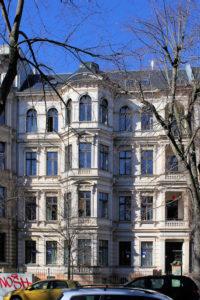 Wohnhaus Ferdinand-Lasalle-Straße 15 Leipzig