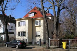Wohnhaus Karl-Schurz-Straße 8 Leutzsch