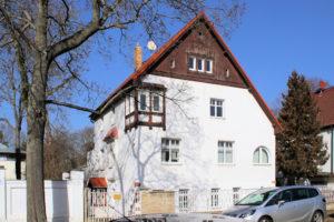 Wohnhaus Karl-Schurz-Straße 12 Leutzsch