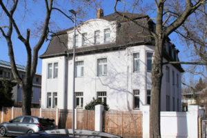 Wohnhaus Karl-Schurz-Straße 14 Leutzsch