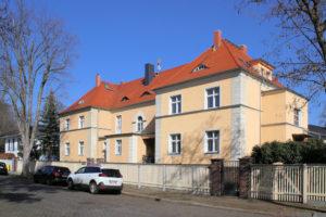 Wohnhaus Laurentiusstraße 4 bis 6 Leutzsch