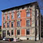 Leutzsch, Postamt