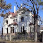 Leutzsch, Villa Görke