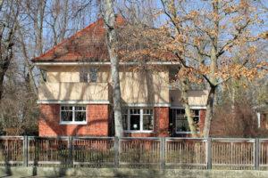 Villa Karl-Schurz-Straße 6 Leutzsch