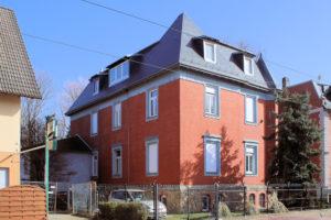 Villa Rathenaustraße 8 Leutzsch