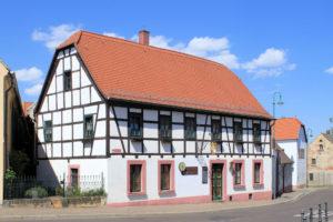 Bauernhaus Alte Tauchaer Straße 1 Liebertwolkwitz