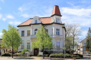 Villa Liebertwolkwitzer Markt 10 Liebertwolkwitz
