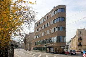 Wohn- und Geschäftshaus Felsenkellerstraße 1 Lindenau