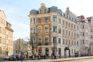 Wohnhaus Jahnallee 63 Alt-Lindenau