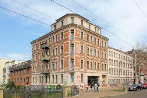 Wohnhaus Karl-Heine-Straße 76 Lindenau