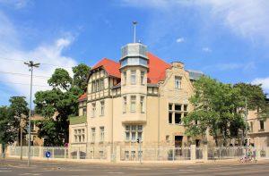 Villa Karl-Heine-Straße 24 b Lindenau