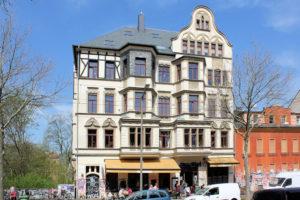 Wohnhaus Karl-Heine-Straße 38 Lindenau