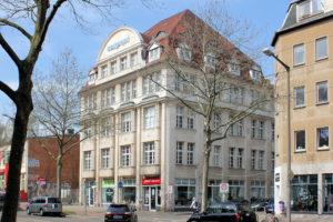 Ehem. Kaufhaus Lindenau