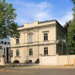 Lindenau, Klinger-Villa