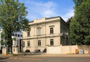 Klinger-Villa Lindenau