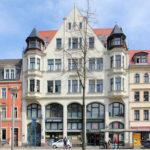 Lindenau, Lindenauer Markt 18