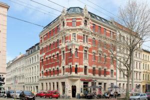 Wohnhaus Karl-Heine-Straße 74 Lindenau
