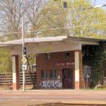 Lindenau, Tankstelle