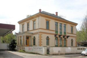Villa Lützner Straße 9 Lindenau