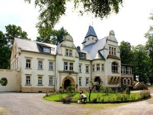 Herrenhaus Lippersdorf im Erzgebirgskreis