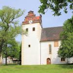 Ev. Pfarrkirche Löbnitz