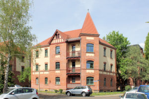 Wohnhaus Ernst-Toller-Straße 9 Lößnig