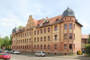 Wohnhaus Leisniger Straße 1,3,3a Lößnig
