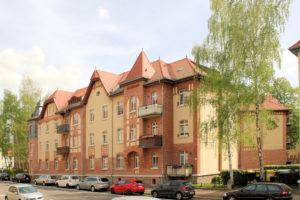 Wohnhaus Liechtensteinstraße 4/6/8 Lößnig