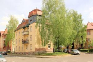 Wohnhaus Pohlentzstraße 1 Lößnig