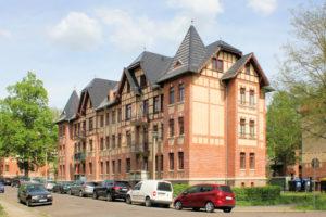 Wohnhaus Röthische Straße 3/5 Lößnig
