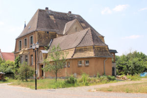 Pfarrhaus Lützschena