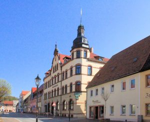 Rathaus Lunzenau