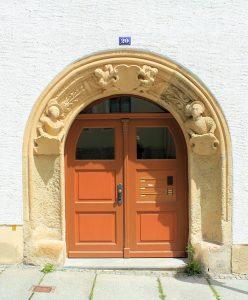 Wohn- und Geschäftshaus Zschopauer Straße 20 Marienberg
