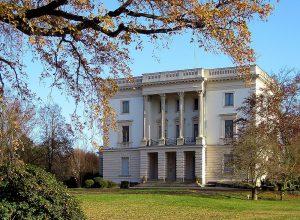 Weißes Haus Markkleeberg (Herfurthsche Villa)