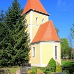 Die Kirche in Maschwitz